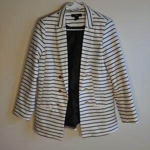 H&M Stripe Jacket